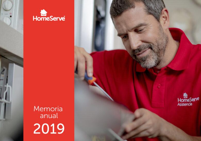 Home Serve presentó su memoria anual corporativa