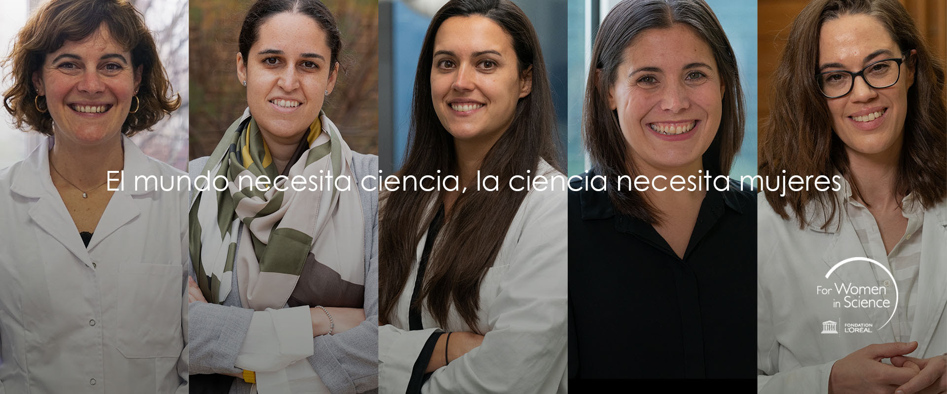 Premios a la Investigación 2020 de L'Oreal-Unesco