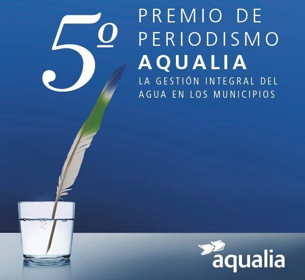 5° Premio de Periodismo Aqualia
