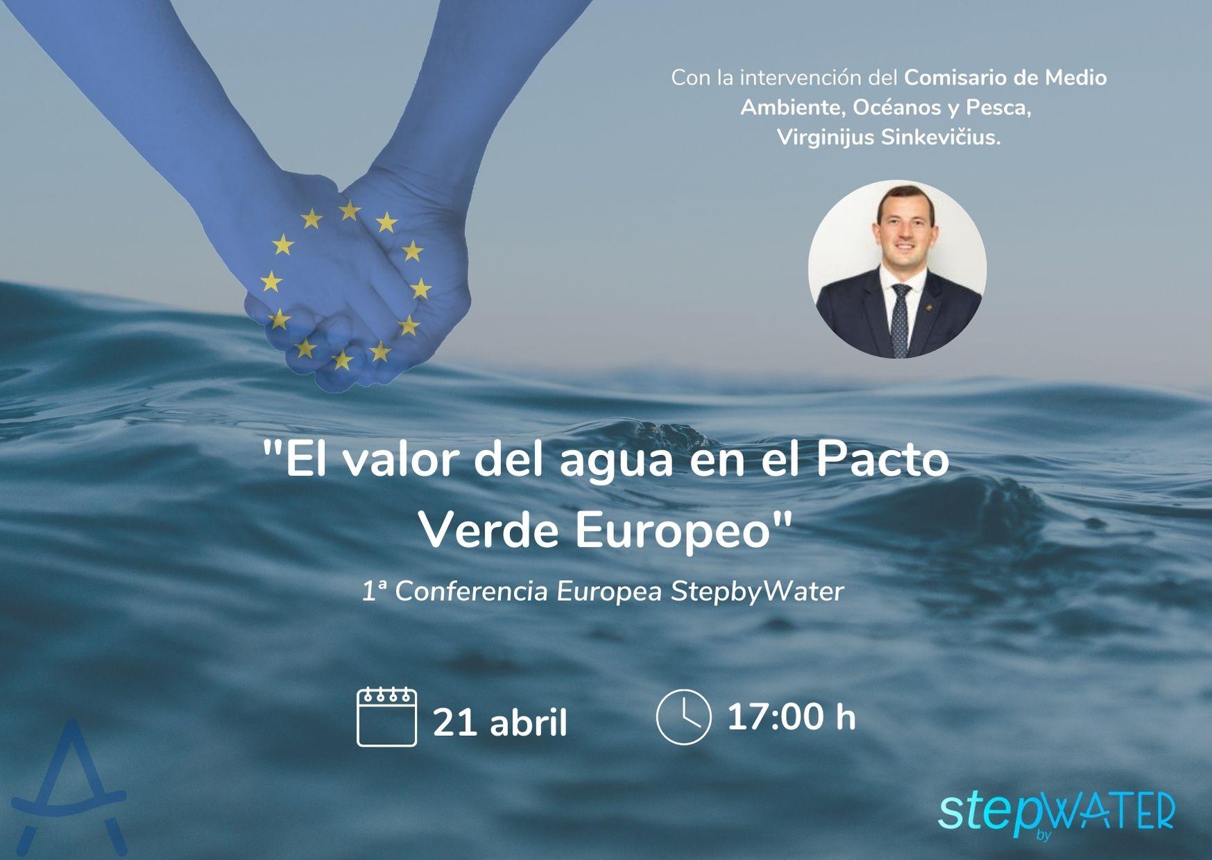 El valor del agua en el Pacto Verde Europeo