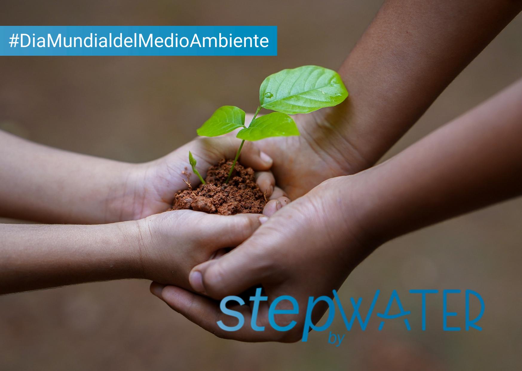 StepbyWater, #GeneraciónRestauración